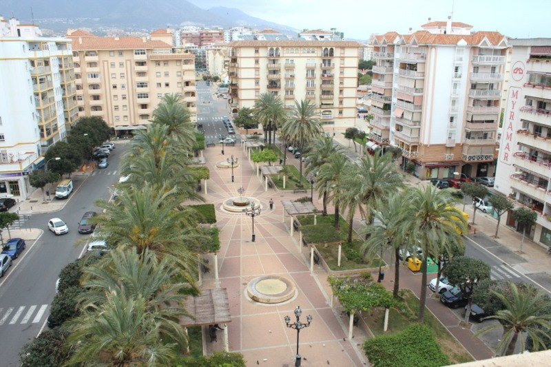 Fantastic opportunity to buy 2  spacious apartments next together in the best area of Fuengirola tha, Spain