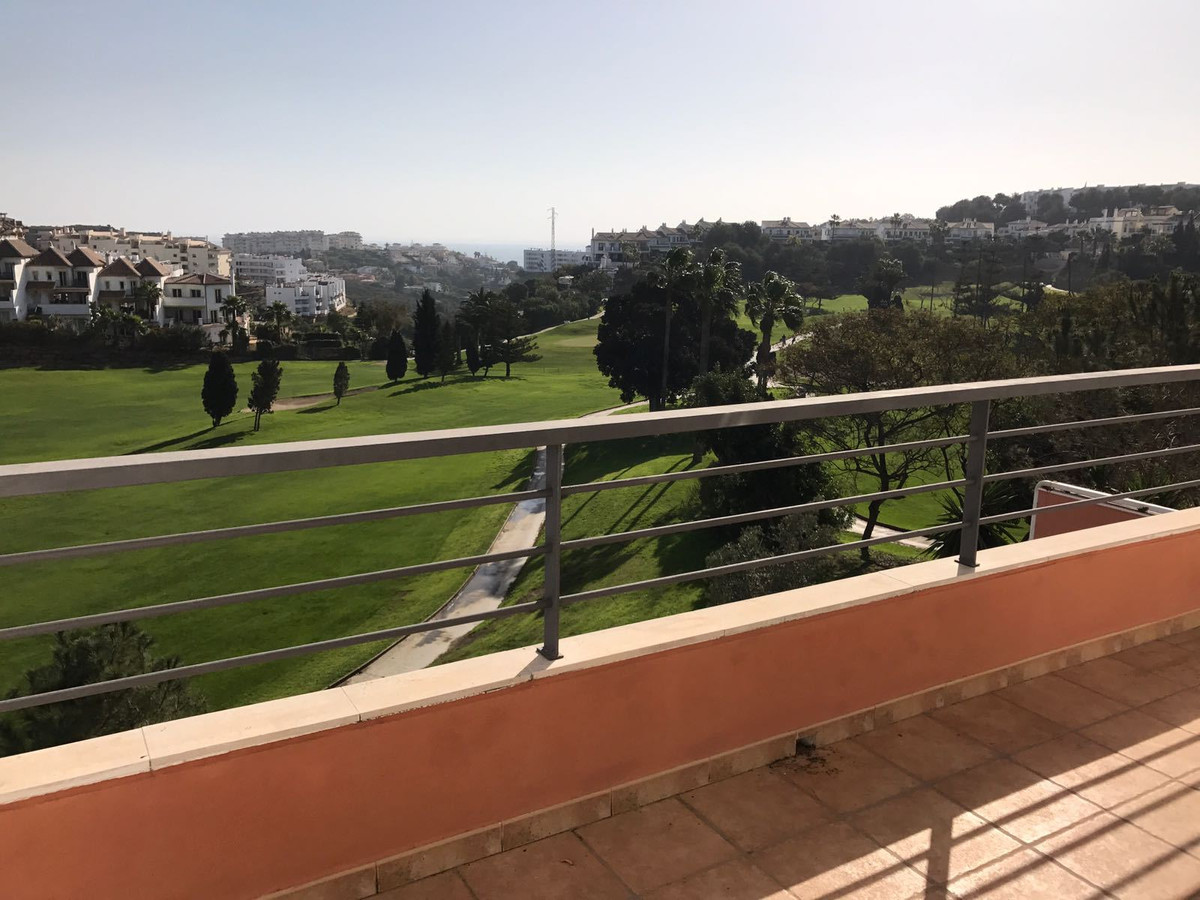 Fantastic duplex apartment with marvellous views of the golf course.  Two large and very private ter,Spain
