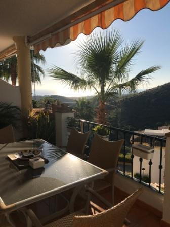 This immaculately presented apartment is situated in a beautiful Mediteranean style urbanization in ,Spain