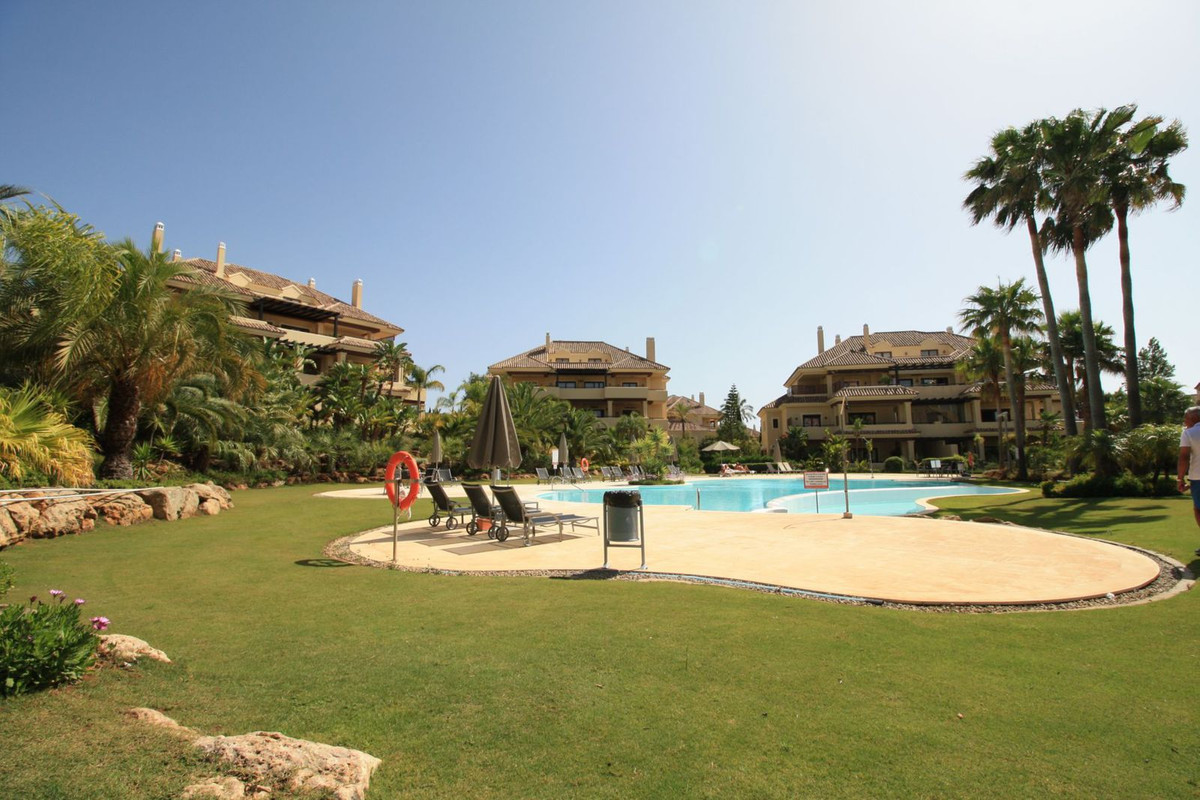 This exclusive ground floor apartment is situated on the Valgrande resort, next to the world famous , Spain