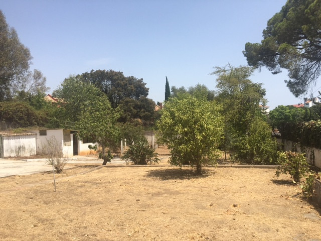 Plot with 2700 square meters in marbella.  There you will find a property with 600m2 (the constructi,Spain
