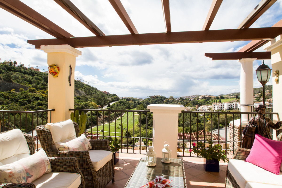 Offering superb southerly views over the golf course and towards the Mediterranean Sea, Las Jacarand,Spain