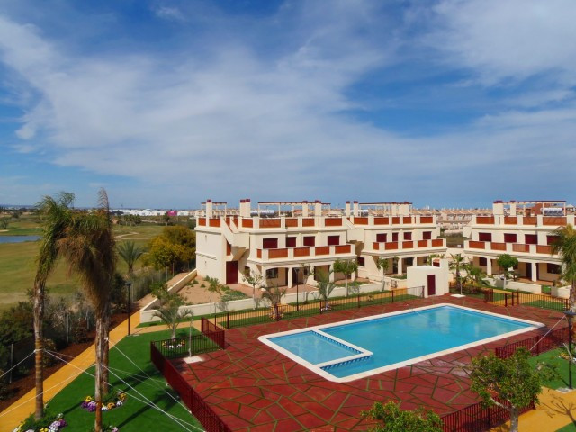 New Residencial Golf located next to the Mar Menor (Murcia), just 900 meters from the beach and 6 Km,Spain