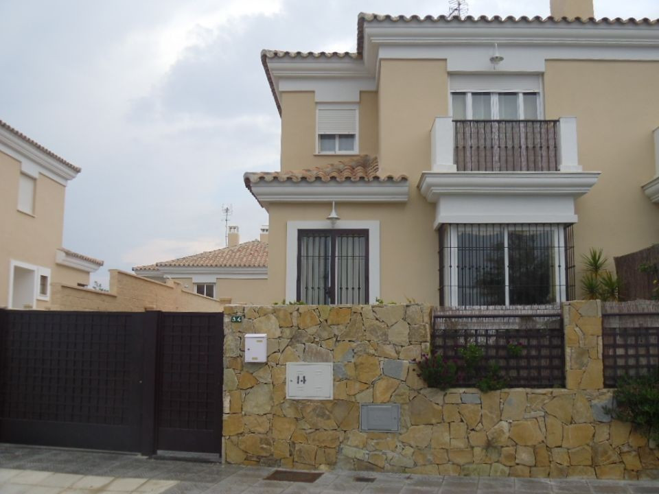 This villa is situated in the most sought-after location in Torre del Mar with views across the town,Spain