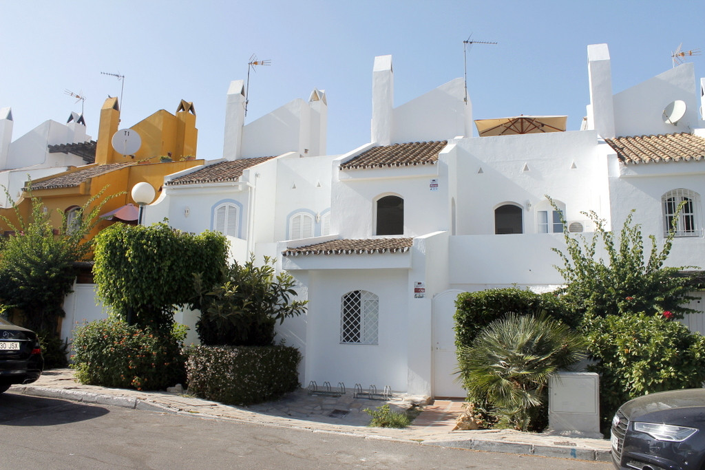 Superb 3 level townhouse within 800 metres of Mistral Beach in Puerto Banus and walking distance to ,Spain
