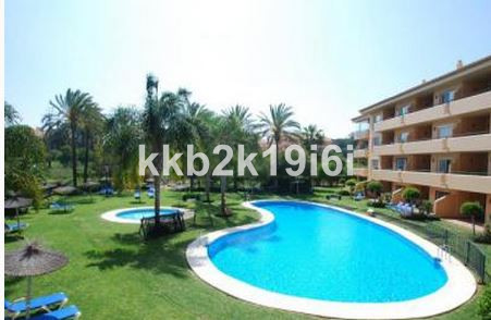 Ample 80 sqm apartment located in Patios de Santa Maria Golf, in Elviria. Luminous 1 bedroom propert, Spain