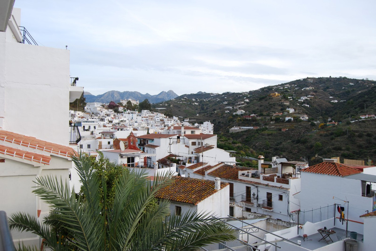Apartment Torrox  Large apartment with roof terrace This well-maintained apartment is in the old par,Spain