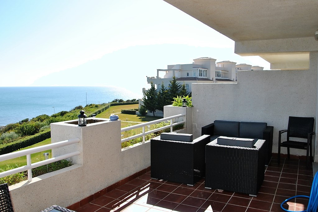 Apartment 50m from the beach in Chaparral, Mijas Costa  Nice apartment with stunning views of the Me, Spain
