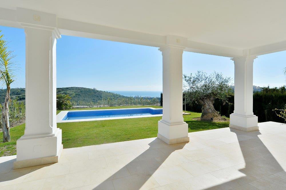 New-built Luxury Villa On a hill, this luxurious property was completed in spring 2017. German value,Spain