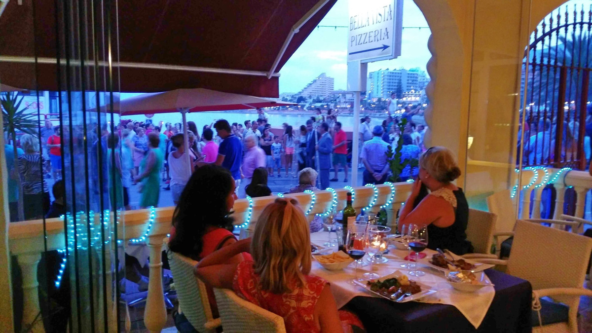 This lovely Restaurant is located in the harbor of Benalmadena ( Puerto Marina ). Only a few steps a,Spain