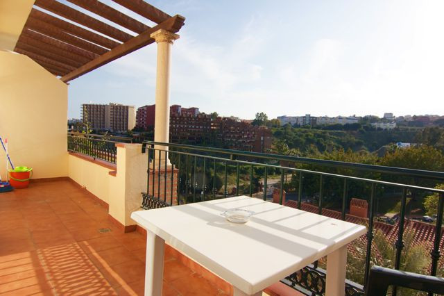 Beautiful apartment duplex 2 bedrooms 2 baths, very spacious and bright. West oriented, located in A, Spain
