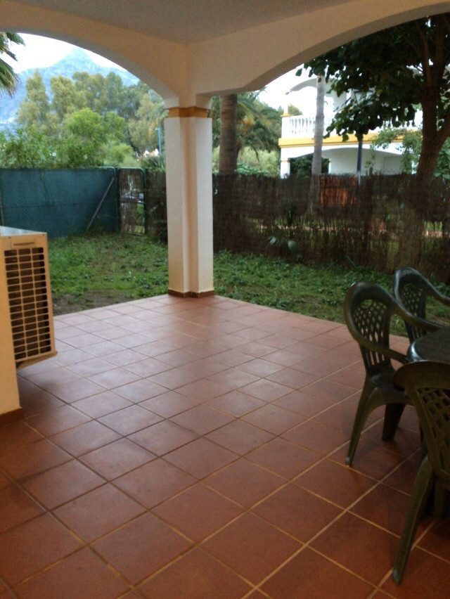 Ground floor apartment with large terrace and garden ideal for summer adde. The property consists of, Spain
