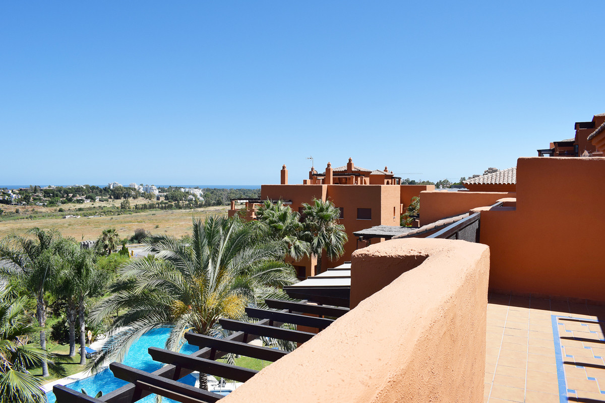 Nice and modern 3 bedroom duplex penthouse with south facing position, with all day sun on the terra,Spain
