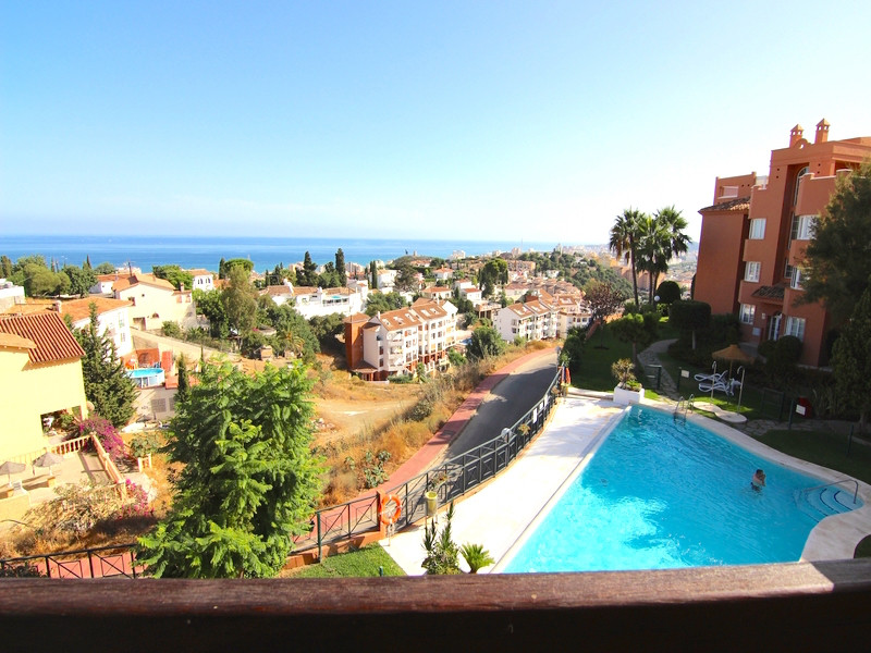 Really stunning top floor apartment in Residencial Fuengirola hills, offering one of the best apartm,Spain