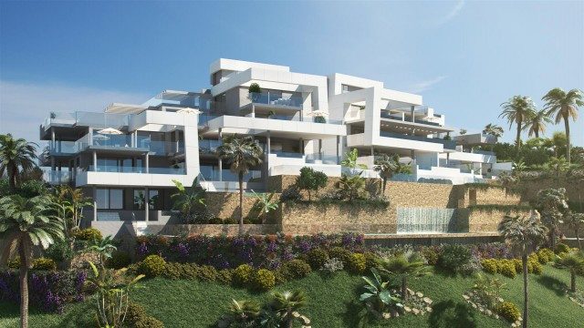 New, contemporary off-plan apartment project in Nueva Andalucia, Marbella. The location gives you th, Spain