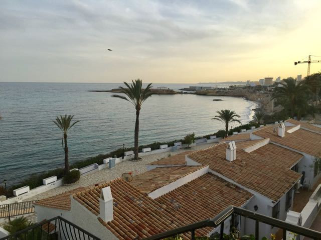 Magnificent, completely refurbished apartment on the seafront in a sought after residential area in , Spain