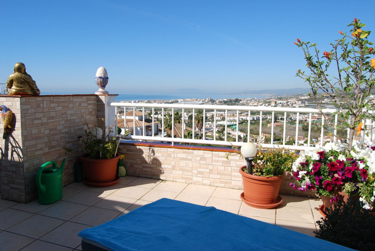 Penthouse Torrox Park  Penthouse with stunning sea views This wonderful 1 bedroom penthouse apartmen,Spain