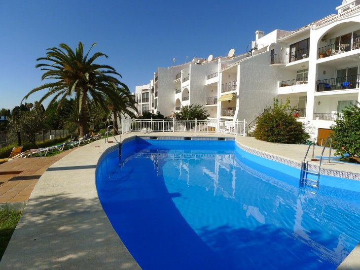 FRONTLINE 3 BEDROOM APARTMENT IN THE PARADOR AREA WITH LOVELY SEA VIEWS  Edificio Tuhillo is located, Spain