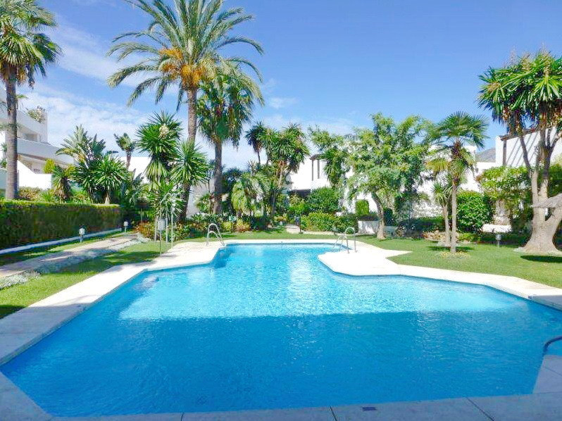 Well located apartment for sale in Puerto Banus, Costa del Sol. Recently refurbished and in excellen,Spain