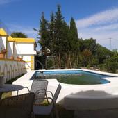 Great Rustic House in very good area of Cartama. Endowed with 169 m2 of housing plus 3,000 m2 approx,Spain