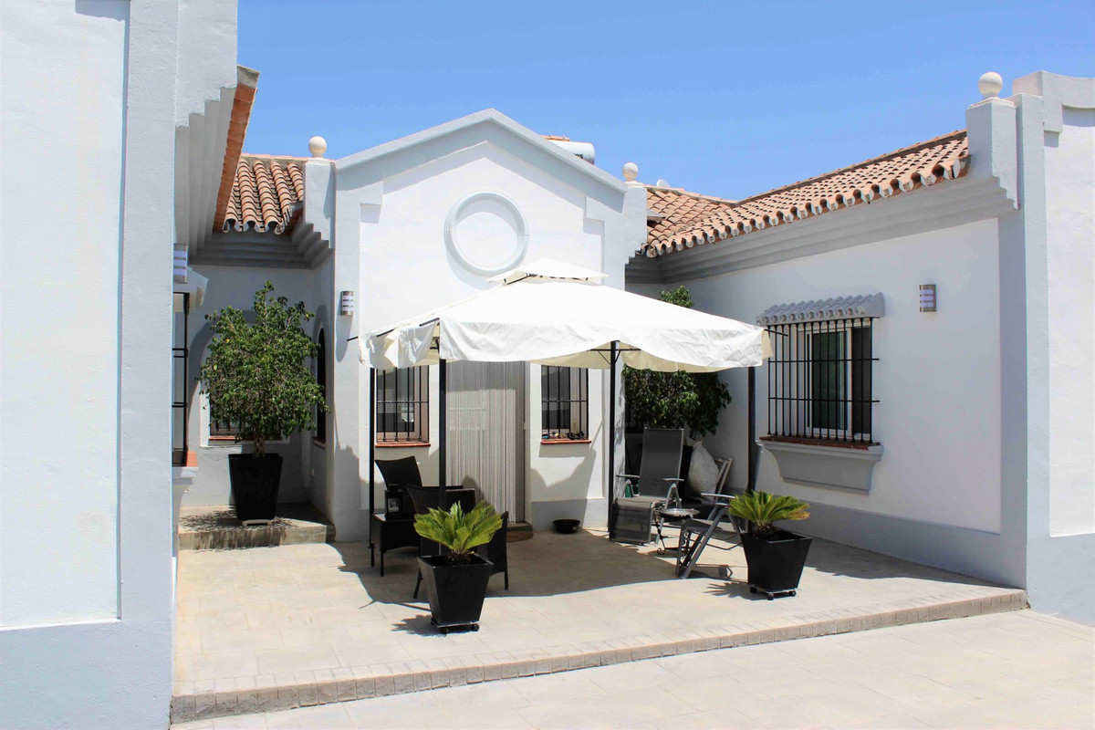 This wonderful four bed family villa is modern light and airy throughout, the property flows effortl, Spain