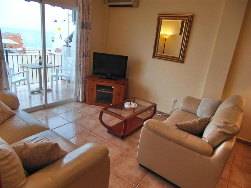 Beautiful apartment in Algarrobo Costa with excellent location, close to shops, beach and sea views.,Spain