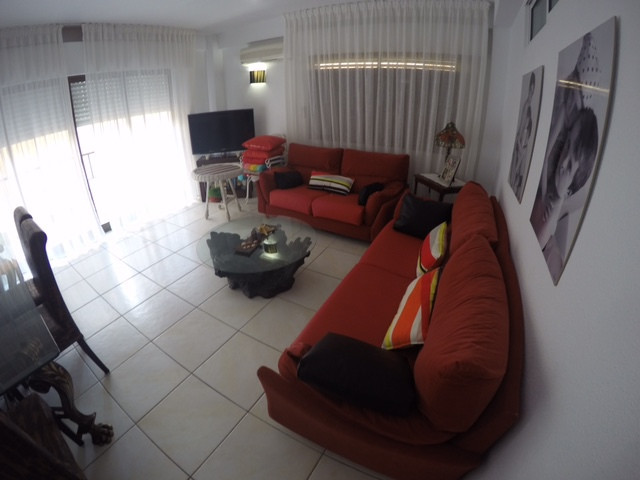 IBI; 1.000€/ year   Comunnity fees 73€/ month Apartment located in centre of Fuengirola and just 2 s, Spain