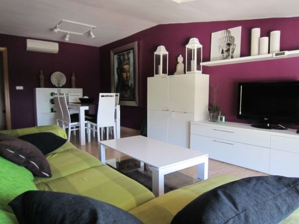 Recently renovated apartment in Ojen, with amazing sea and mountain views.  Fully equipped kitchen w, Spain