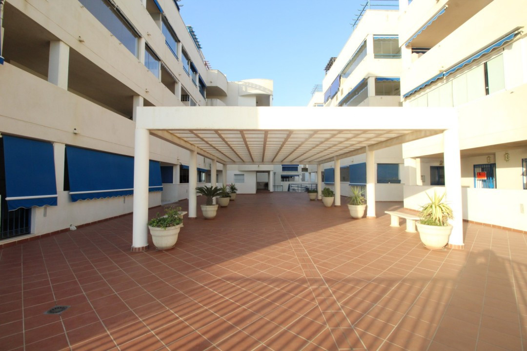 Apartment in Torrox Costa, located in an unbeatable location. A spacious living room, kitchen, two b, Spain