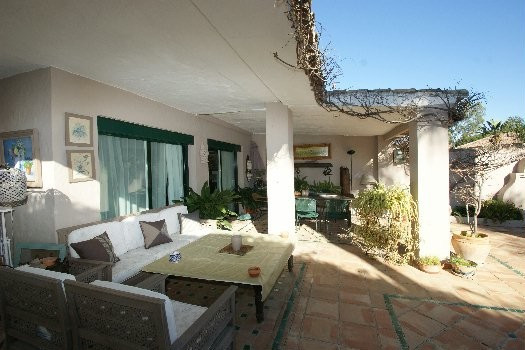 Very spacious duplex apartment situated within walking distance to La Sala, Puerto Banus and the bea, Spain