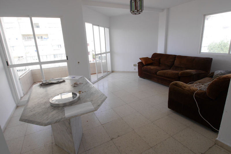 Excellent opportunity, apartment in the center of Marbella, Very spacious consists of two bedrooms, ,Spain