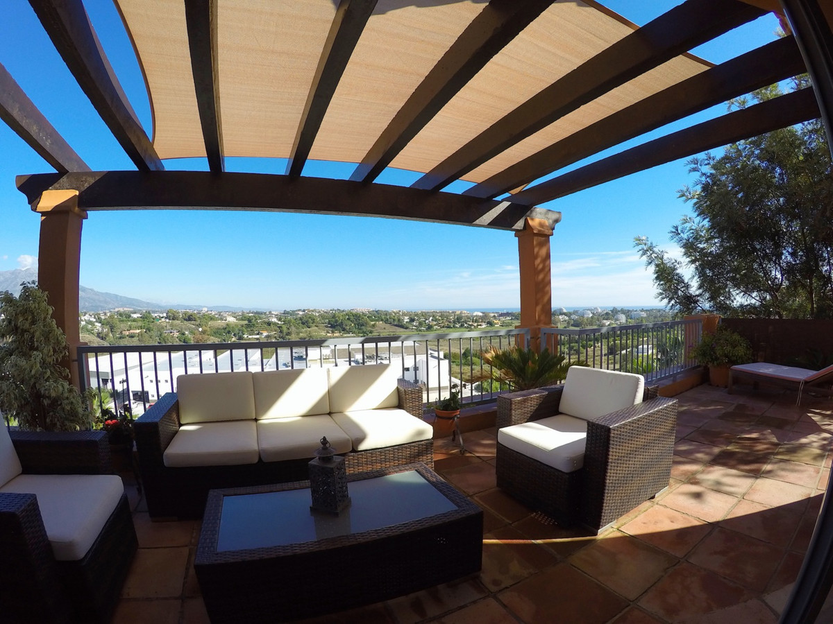 Beautiful penthouse with luxury qualities in Atalaya with stunning sea views. Very lightly property!,Spain