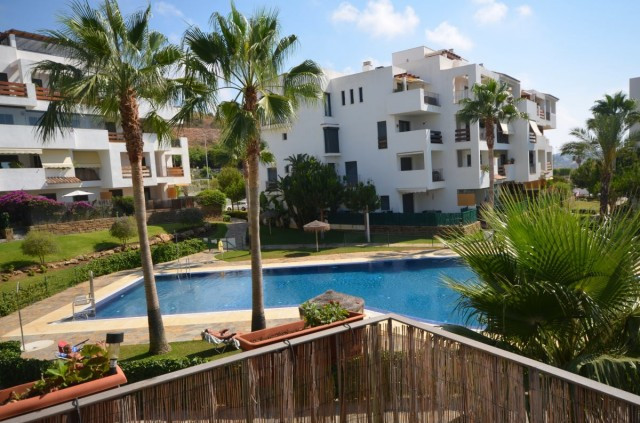 A very nice apartment in the exclusive and beautiful community Alamar just above the increasingly po, Spain
