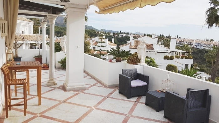 Magnificent apartment located in one of the best residential areas of Sierra Blanca. Apartment in un, Spain