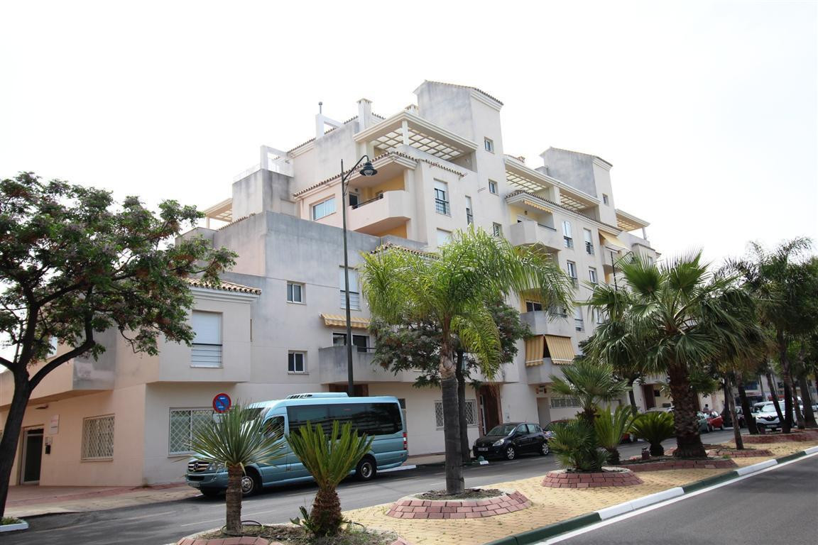 Two bedroom apartment for sale located very close to Estepona port along the Avd. Puerta del Mar, id,Spain