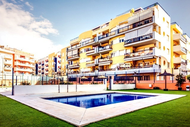 Magnificent apartment located near to Fuengirola. Large terrace, independent kitchen, laundry, wardr,Spain