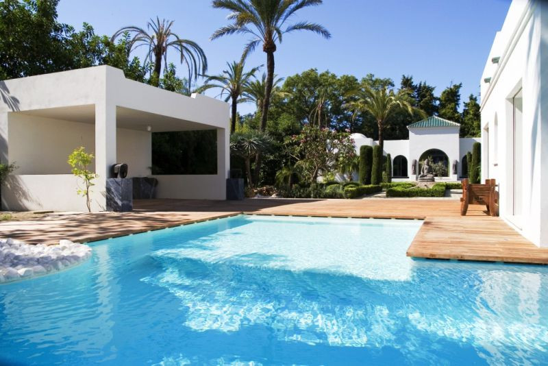 OUTSTANDING LUXURIOUS MOORISH STYLE PROPERTY SITUATED IN A QUIET CUL-DE-SAC NEARBY THE BEACH,  SET O, Spain