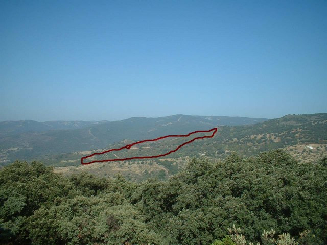 This is a magnificent extensive finca with unspoilt panoramic views across the Campo de Gibraltar to,Spain