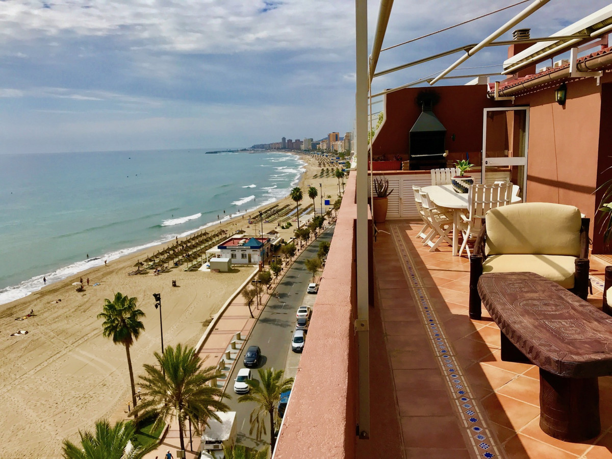 A truly once in a lifetime opportunity to acquire this most magnificent penthouse on the beachfront ,Spain