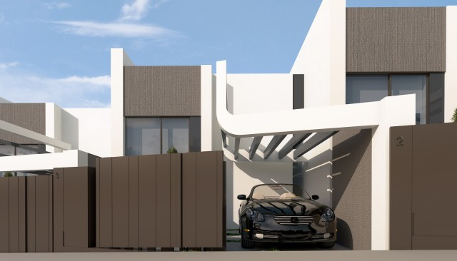 New townhouse in Bavaria Golf development.  Consisting of 3 bedrooms, 2 bathrooms, toilet, living ro, Spain