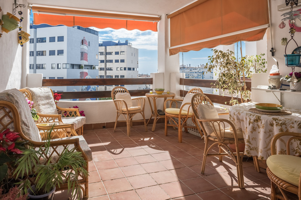This property is Situated only a two minute walk from Estepona Port with it's shops, bars and re,Spain