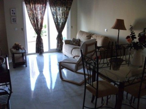 Beautiful flat in the best area of Torre del Mar and with sea view, own big terrace + patio, very su,Spain