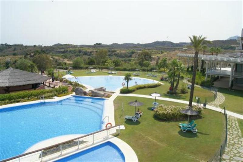 For nature lovers and sports, this resort is located within a natural botanical garden, 3 km. inland,Spain