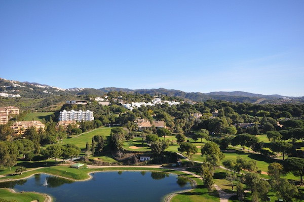 SUPERB QUALITY APARTMENT, NEXT TO RIO REAL GOLF COURSE, HUGE TERRACE!!  South facing apartment, very,Spain