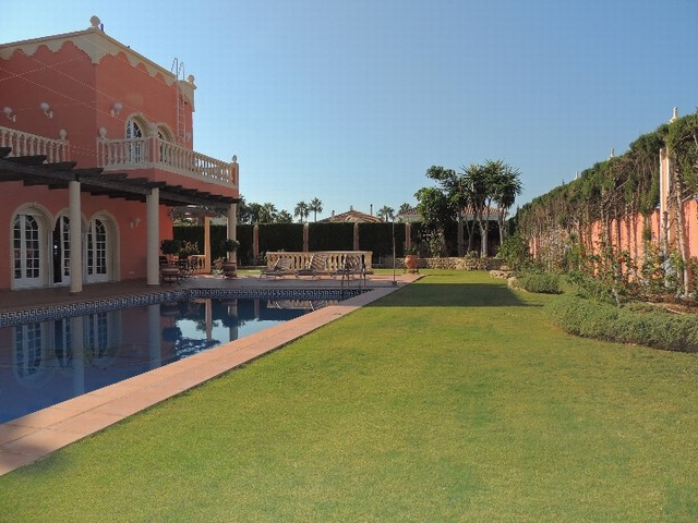 Magnificent and luxurious mansion in Benalmadena Costa, Malaga, Spain. Located in a prestigious resi, Spain