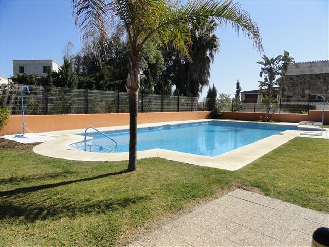 Bargain beach side apartment for sale in La Duquesa, Manilva, Costa del Sol. Located in second line ,Spain