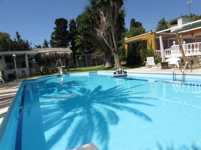 Wonderful four bedroom villa.  The property also has a studio and separate 2 bedroom apartment with ,Spain