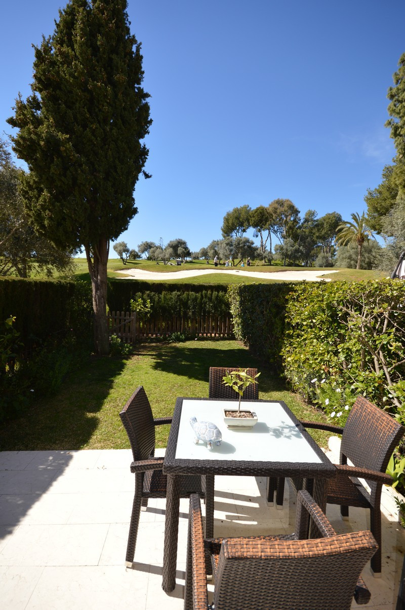 2 BEDROOM TOWNHOUSE. - FIRST LINE OF GOLF - Townhouse with 2 bedrooms and 2 bathrooms with closed co,Spain