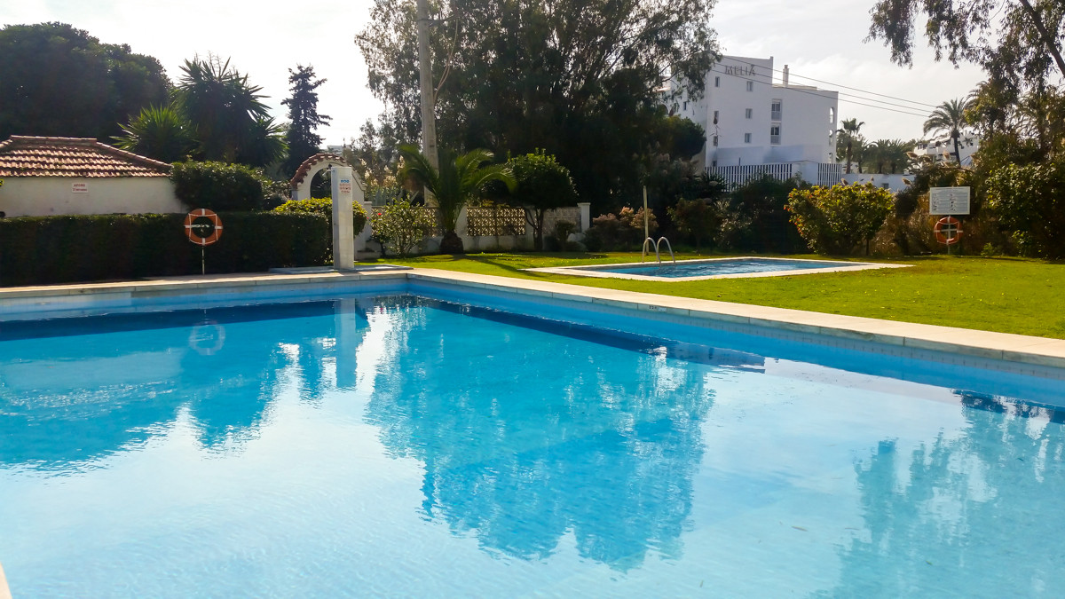 Apartment for sale located that is on a first line beach development in Puerto Banus.  Fantastic opp, Spain