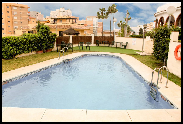 Middle Floor Apartment, Torremolinos, Costa del Sol. 2 Bedrooms, 2 Bathrooms, Built 40 m², Terrace 8, Spain
